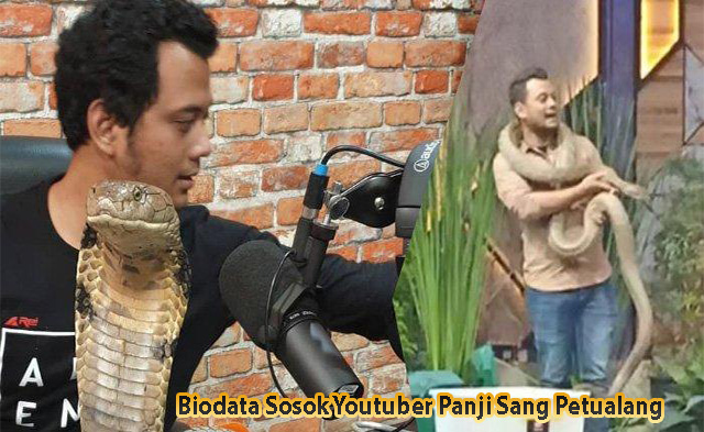Biodata Sosok Youtuber Panji Sang Petualang