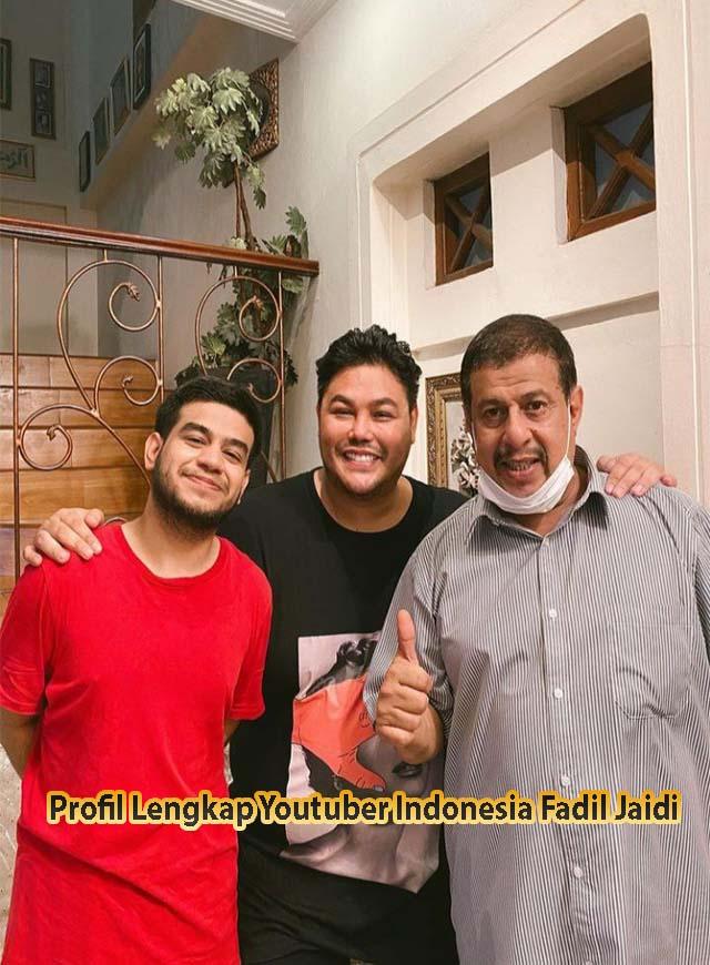 Profil Lengkap Youtuber Indonesia Fadil Jaidi