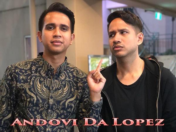 Biodata Andovi Da Lopez