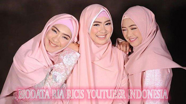 Biodata Ria Ricis Youtuber Indonesia