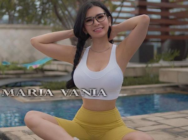 Fakta Unik Maria Vania