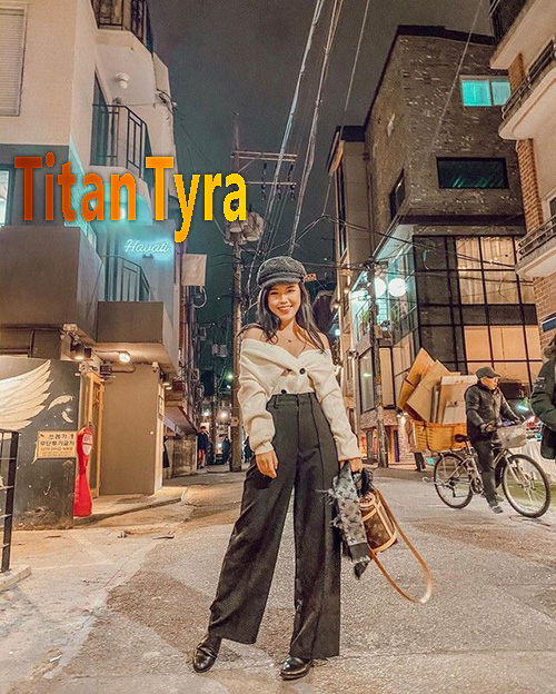 Profile Lengkap Titan Tyra
