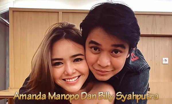 Amanda Manopo Dan Billy Syahputra Terbaru