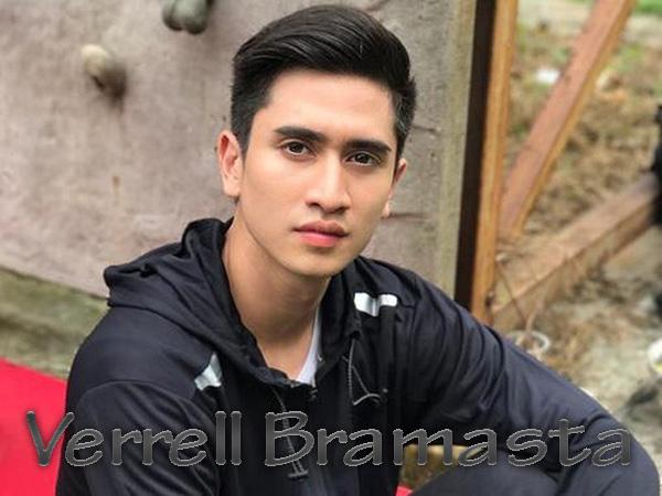 Biodata Verrell Bramasta, Aktor Tampan Indonesia