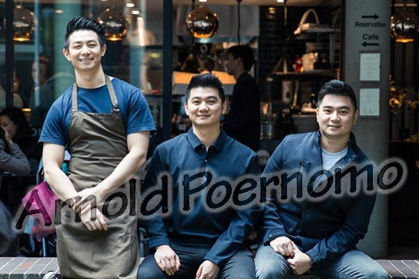 Chef Arnold Poernomo MasterChef Indonesia