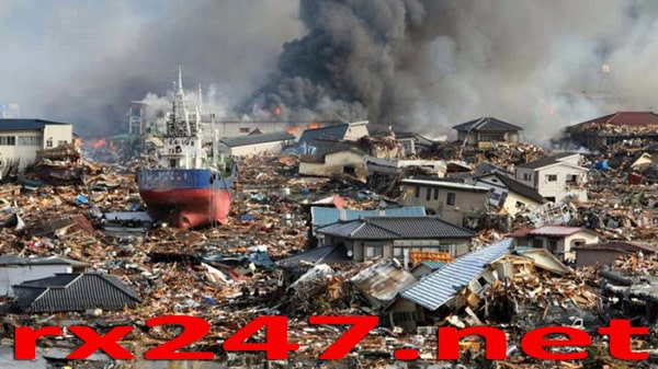 Bencana Alam Terbesar di Dunia Sepanjang Sejarah