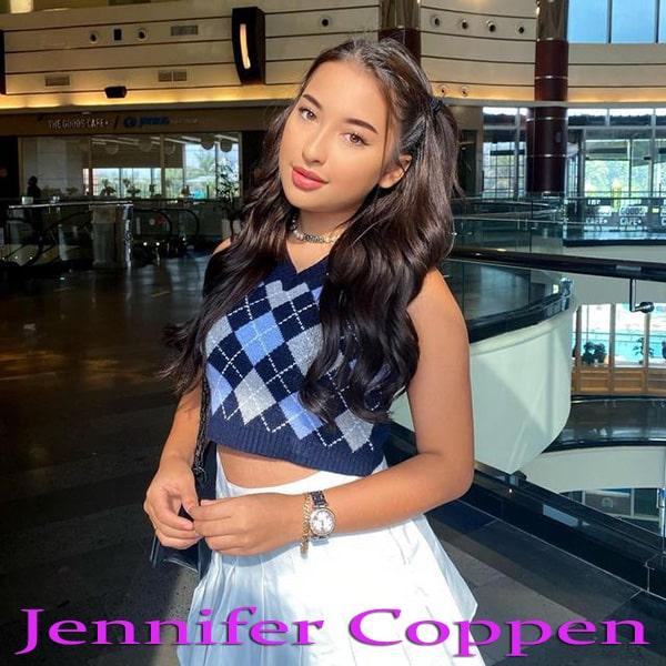 Biodata Lengkap Jennifer Coppen