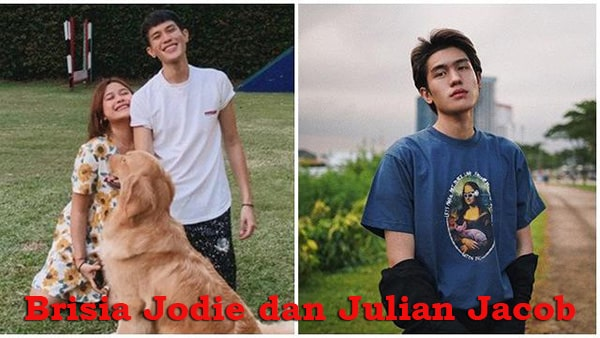 Brisia Jodie dan Julian Jacob