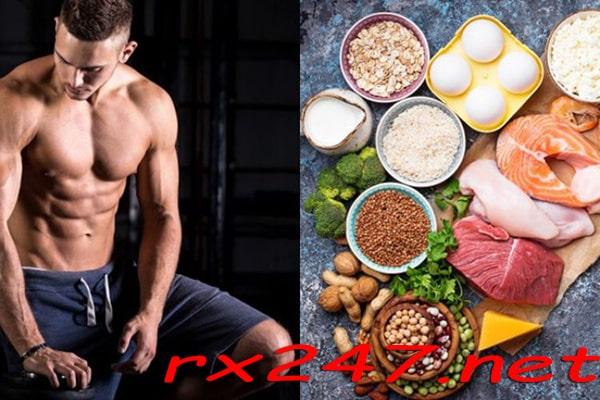 Pola Makan Untuk Membentuk Otot Pada Tubuh
