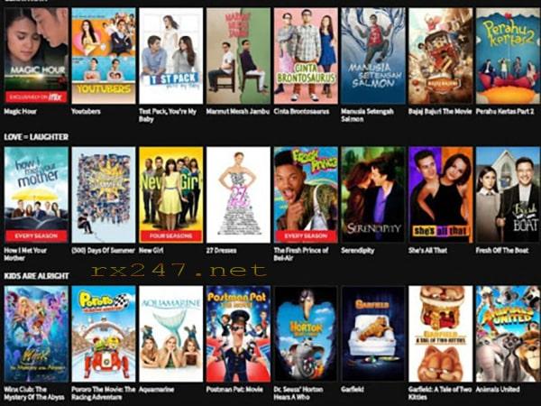 Situs Nonton Film Streaming Gratis